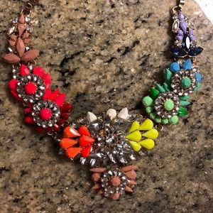 Nordstrom Rainbow Necklace